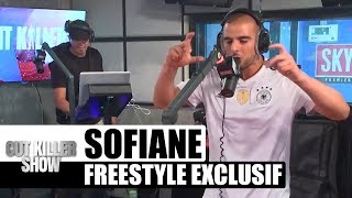 Sofiane freestyle de fou pour le Cut Killer Show !