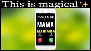 Latest iPhone Ringtone - Mama Marimba Remix Ringtone - Jonas Blue