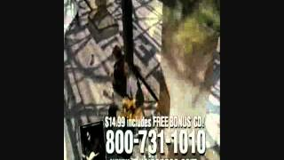 """Kenny """"Babyface"""" Edmonds- Playlist CD Commercial"""