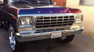 1979 ford on 28's Original Video