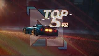 MysticL | Top 5 Goals of the Week #12 | Rocket League