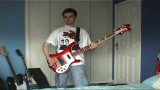 Going Underground - The Jam - Bass Cover