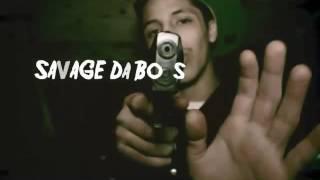Savage Da Boss | Fuck Da Fame Feat. Cali Tee (Filmed By Chalo On Da Track)