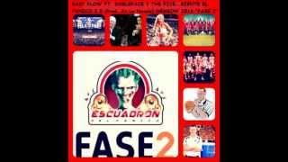 Baby Flow FT. 2BleFace Y TheFive- Siente El Panico 2.0 (Prod. Jc La Nevula) DEMBOW 2013