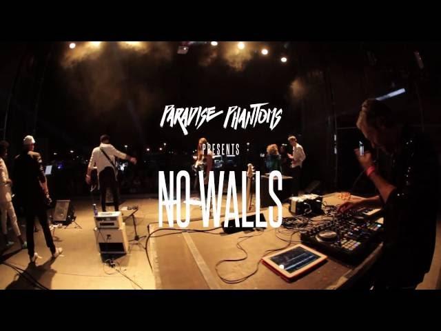 VidVideo oficial de la canción no walls de Paradise Phanthoms