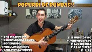 Popurri de rumbas 2 | Las mejores Rumbas 2017!! AITOR EPAS