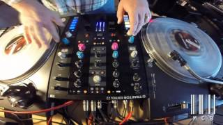 Dr Dre vs Gang Starr | Short DJ Mix | Traktor Kontrol Z2