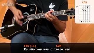 videoclase Olhos Certos - Detonautas (aula de violão simplificada)