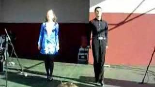 Celtic Senses - irish dancing for Carrantohill