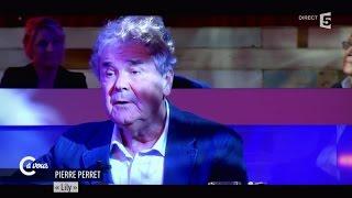 """Pierre Perret """"Lily"""" en acoustique chez C à vous - 14/05/2015"""