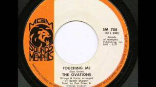 The Ovations  Touching Me.wmv