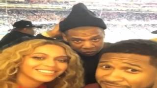 Usher, Beyonce & Jay Z Snapchat Video!