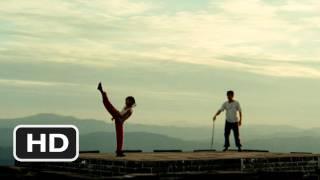 The Karate Kid #3 Movie CLIP - Great Wall Training (2010) HD