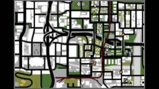 GTA San Andreas-Conseguir una bazooka en Los Santos