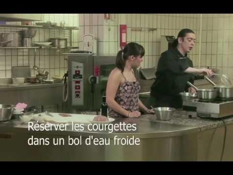 """Vidéo Petits farcis """"comme les faisait ma grand-mère"""" par Franck Deport"""
