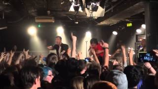 Sleeping with Sirens - Kick Me live at Camden Underworld