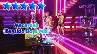 Dance Central 3 - Macarena (Bayside Boys Mix) - 5 Gold Stars
