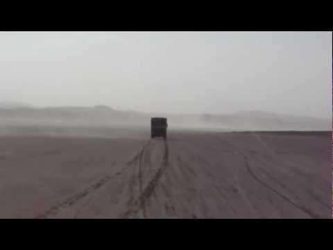 SANDSTORM II – TRACKS BETWEEN RISSANI AND TARHBALT