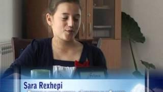 Sara Rexhepi TVP intervista