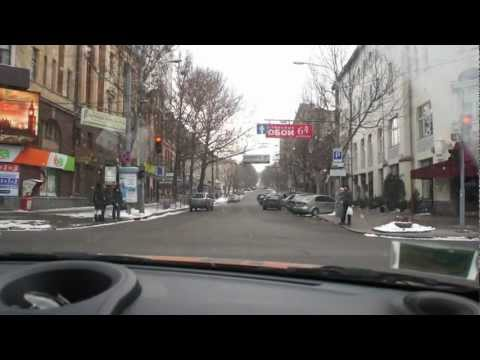 Dnipropetrovski neve março 2012