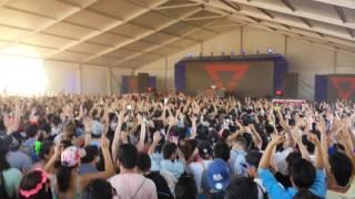 Blasterjaxx - Creamfields Chile 2016
