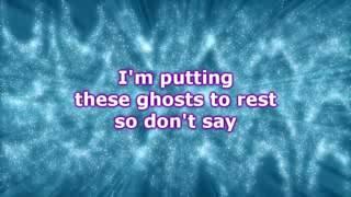 Chris Lane  - Maybe (Lyrics)