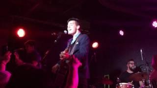 Jacob Whitesides Let's Be Birds - Lovesick Tour, Washington DC 5/18/16