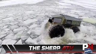 The Sherp ATV Will Take You Literally Anywhere