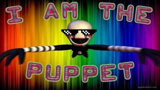I AM THE PUPPET // Five Nights at Freddy's 2 Sound Song Remix
