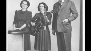 Can the circle be unbroken - The Carter Family