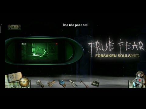 ELA ESTÁ NAS SOMBRAS !! (TRUE FEAR FORSAKEN SOULS PARTE 2) Parte 2 - Gameplay no ANDROID.