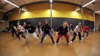 """Wiz Khalifa """"Black and Yellow"""" / Choreography by Natalia Wondrak (Medonchak)"""