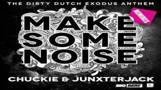 Chuckie & Junxterjack - Make Some Noise (GLOWINTHEDARK & Wax Motif TRAP Remix)