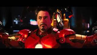 Shoot To Thrill - Iron Man 2 (Intro)