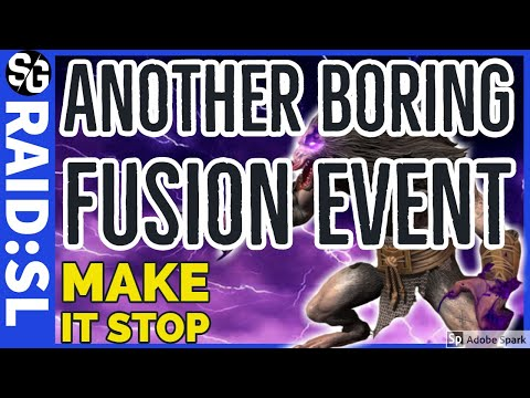 RAID SHADOW LEGENDS | BRAKUS FUSION EVENT | WORTH IT?