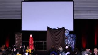 Madman National Cosplay Championship 2013 Sydney Round Entrant - Roxas - Dante (Devil May Cry)