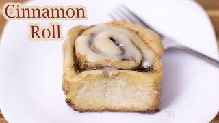 Cinnamon Roll: super fofo e úmido c/ cream cheese | Pãozinho de Canela | Receita Sandra Dias