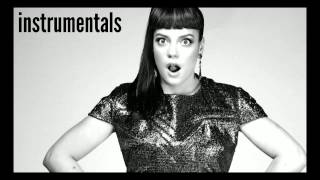 Lily Allen - Somewhere Only We Know (Official Instrumental)