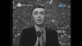 Festival da Canção  1976 Carlos do Carmo   Novo Fado Alegre MPP Musica Popular Portuguesa
