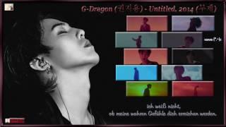 G-Dragon (권지용) - Untitled, 2014 (무제) k-pop [german Sub] Album - 'Kwon Ji Yong'