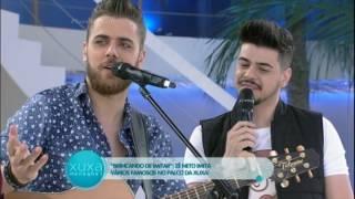 Zé Neto e Cristiano imitam a voz de outros sertanejos