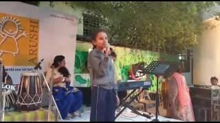 Aji Rooth Kar Ab by kids of Arushi and Nanu Gurjar - Part 1