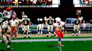 Why I like this game P1: Feat APF 2K8 - Revis being Revis + atmosphere