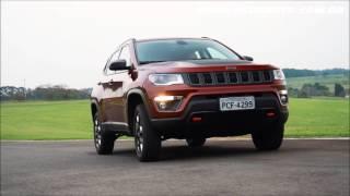 Conheça o novo Jeep Compass 2017 feito no Brasil - BlogAuto