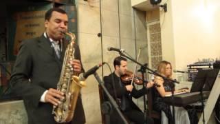 Priscilla De Simone: Que bom você chegou (voz, teclado, violino e sax)