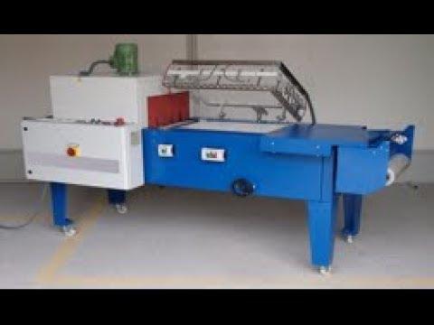 Yarı Otomatik Shrink Ambalaj Makinesi - www.parkambalaj.com - +90 216 353 5466