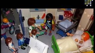 Playmobil naissance dans la famille Paoli