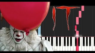 IT Soundtrack - Every 27 Years (Piano Tutorial With Strings Recreation) )