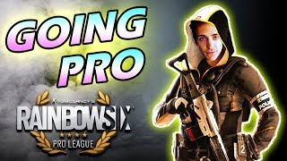 What It's Like To Play On A Pro Team - (Rainbow Six Siege: Operation Chimera)