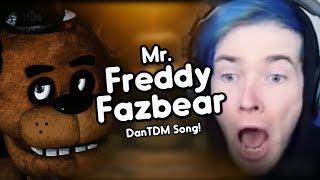 """MR. FREDDY FAZBEAR"" (DanTDM Remix) | Song by Endigo"